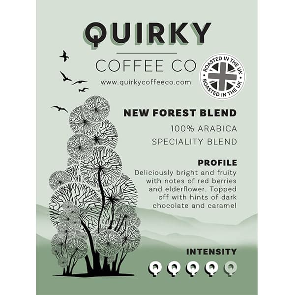 New forest Coffee