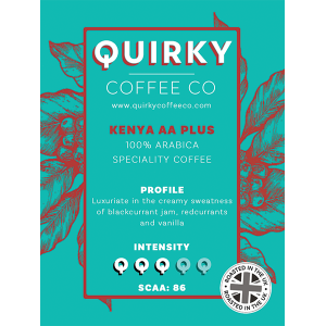 kenya aa plus coffee