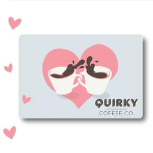 love coffee gift card