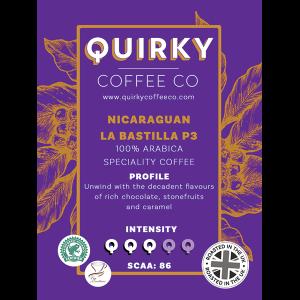 nicaraguan la bastilla p3 coffee