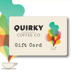 regular coffee gift card