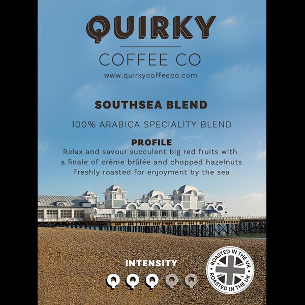 southsea blend coffee