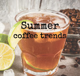 summer coffee trends